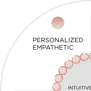 PERSONALIZED & EMPATHETIC